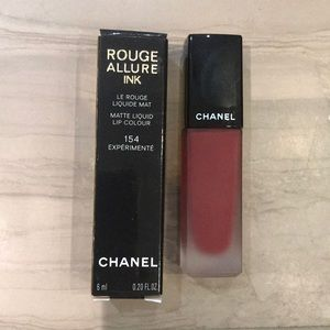 Chanel Rouge Allure 154 Experimente